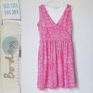 Boden Vibrant Soft Stretchy Comfortable Dress
